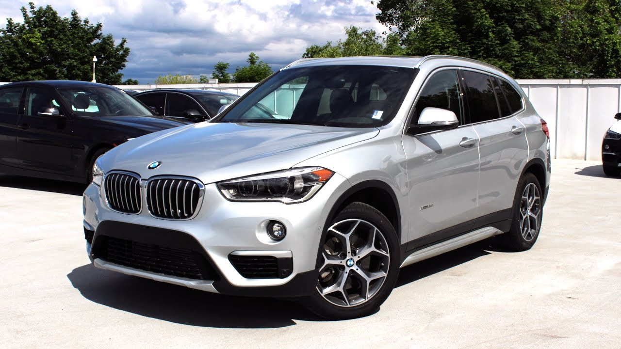 2017 Bmw X1 Xdrive28i In Depth First Person Look Youtube