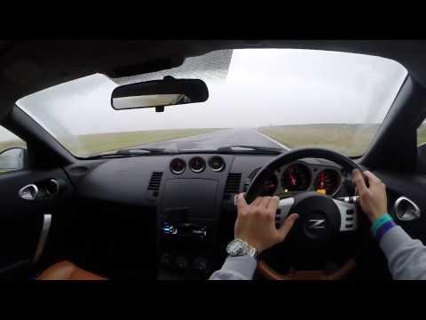 Nissan 350Z - Bedford Autodrome