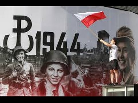 Warsaw Uprising - There is a city (Napisy PL)