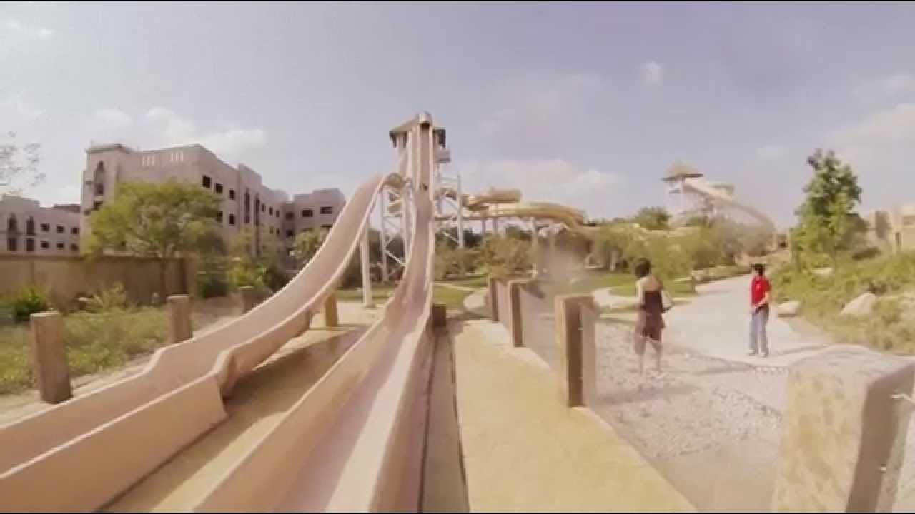 one drop suicide ride lost paradise of dilmun bahrain ...
