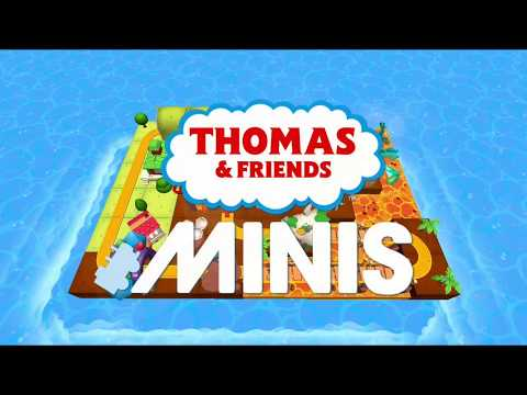 Thomas and Friends Minis #1 First Gameplay ★ iOS / Android app (By Budge)
