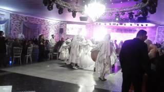 Арабская свадьба. Встреча жениха и невесты