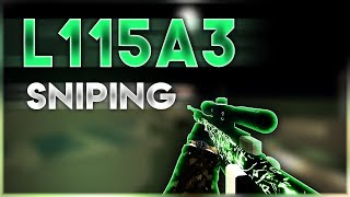 L115A3 Sniping in Phantom Forces!