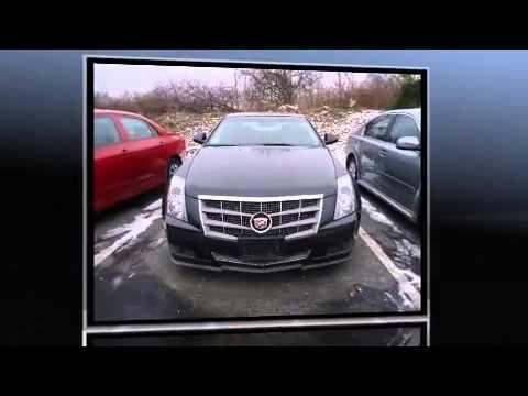 2009 Cadillac Cts Awd W 1sb In Shrewsbury Ma 01545 Youtube