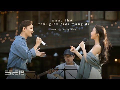 nàng thơ.. trời giấu trời mang đi - AMEE & Hoàng Dũng | 'dreamee' live acoustic show