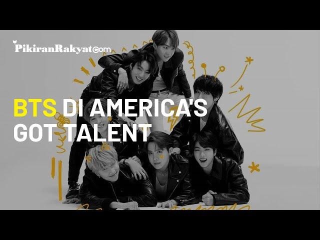 BTS Bawakan Dynamite di America's Got Talent, Sosok Park Jimin Buat ARMY Salah Fokus hingga Trending