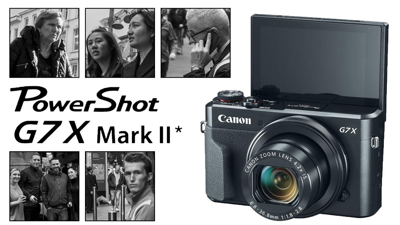 Canon G7X Mark ii: Using G7x Mark ii for Street Photography