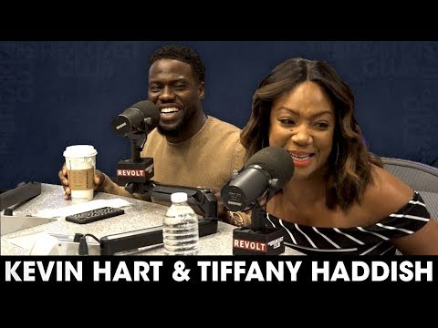 Kevin Hart And Tiffany Haddish Address Katt Williams, Talk N