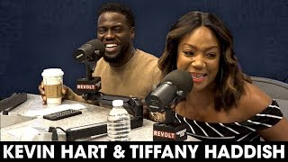 Kevin Hart And Tiffany Haddish Address Katt Williams, Talk Night School + More thumbnail