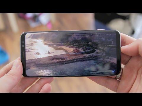 Ausführliches Samsung Galaxy S8 Review!