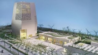 OBAMA PRESIDENTIAL CENTER: Cover-up for ANTICHRIST Headquarters?