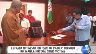 NewsLife: Estrada optimistic on
