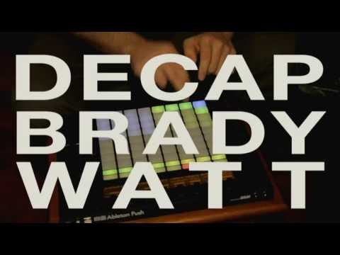 TMBR - Decap and Brady Watt In The Lab Composing Beat Live