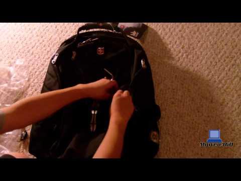 [unboxing&tour&review]-swissgear-travel-gear-scansmart-backpack-1900(black)-2013