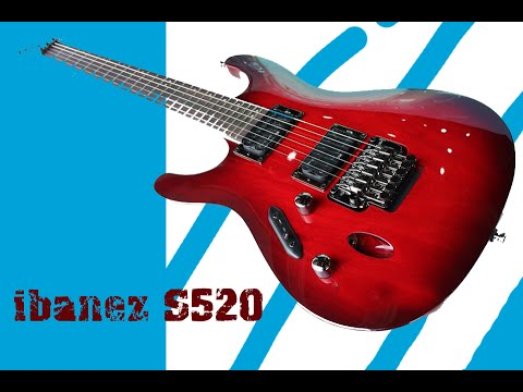 ibanez s520 electric guitar unboxing review thomann youtube. Black Bedroom Furniture Sets. Home Design Ideas