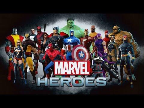 Feb 27, 2016: Marvel Heroes: Squirrel Girl Stream. Because.