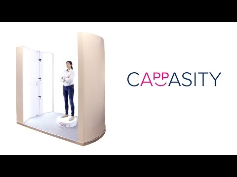 Cappasity Easy 3D Booth. 3D Scanning & Body measurements for e-commerce