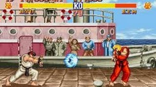 Como baixar Street Fighter 2 para PC (Sem emulador)