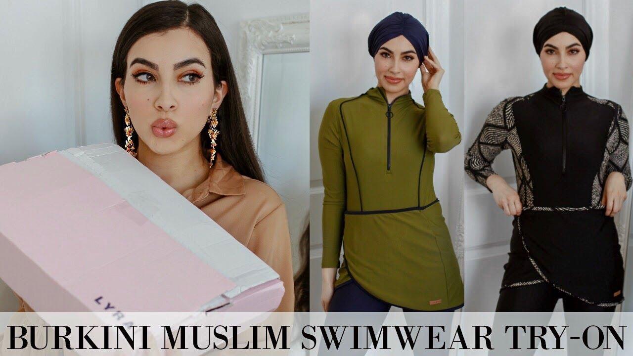 31b71e9fa611e I Tried Muslim Swimwear Burkinis For the First Time! - YouTube