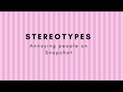 ANNOYING PEOPLE ON SNAPCHAT | Chardé Heremaia // Memoirs of a Maori