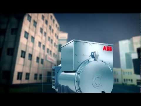 ABB generators - Map of power