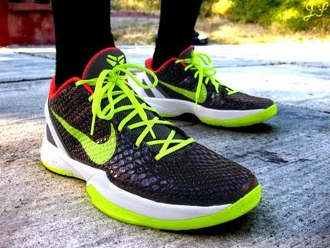 Nike Zoom Kobe VI 6 Performance Review - YouTube 2ee93280a