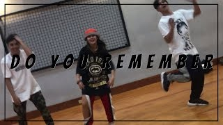 DO YOU REMEMBER | JAY SEAN | DANCE CHOREOGRAPHY BY RHOSSELLE JOSEPH