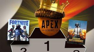КОРОЛЕВСКИЙ ОРЕХ! - Apex Legends (Первое Мнение)