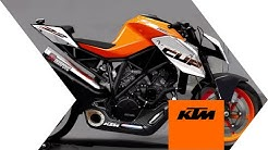 KTM 1290 SUPER DUKE R: Birth of the Beast | KTM