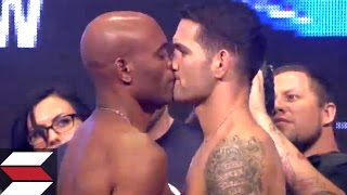 10 Most Shocking UFC Weigh-In Moments