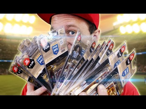 Alle 15 BLISTER FIFA 365 Adrenalyn XL Unboxing | All Limited Editions