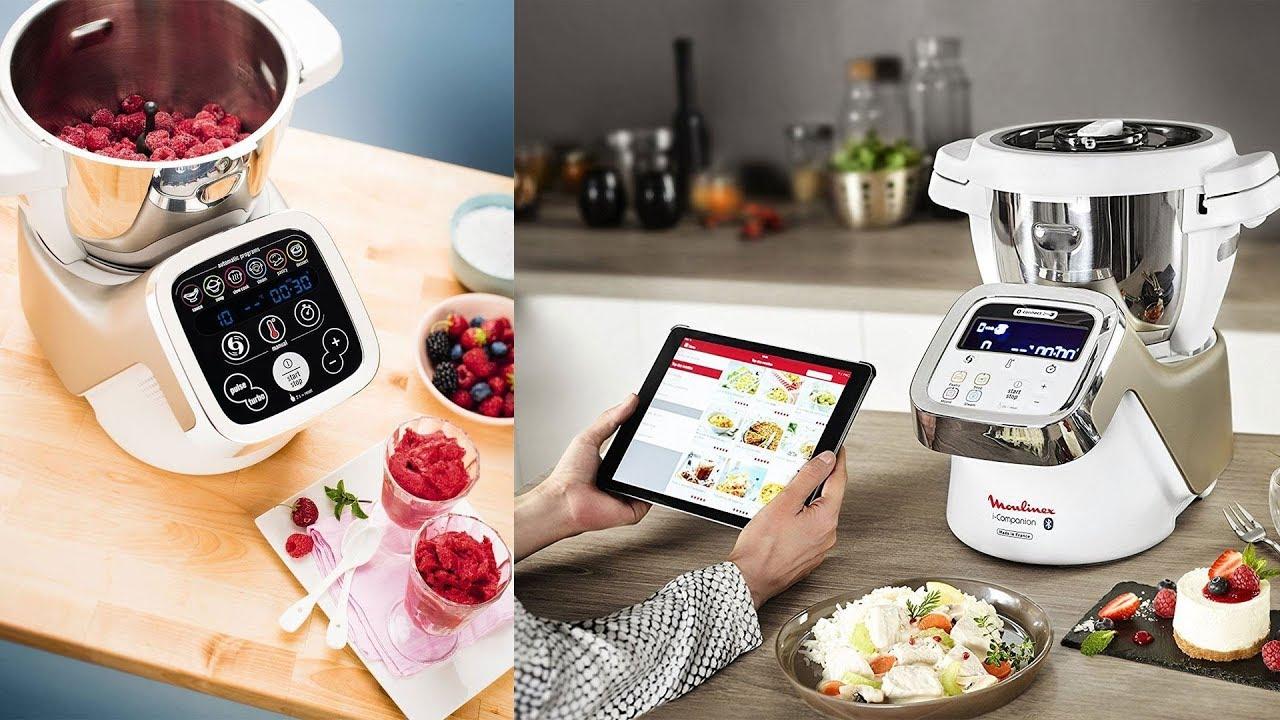 Il migliore robot da cucina per preparare e cuocere i cibi