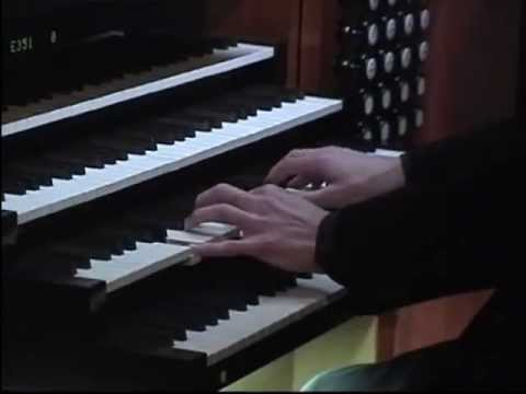 Louis Vierne - 2. Symphony op. 20 - I. Allegro - Daniel Gabčo