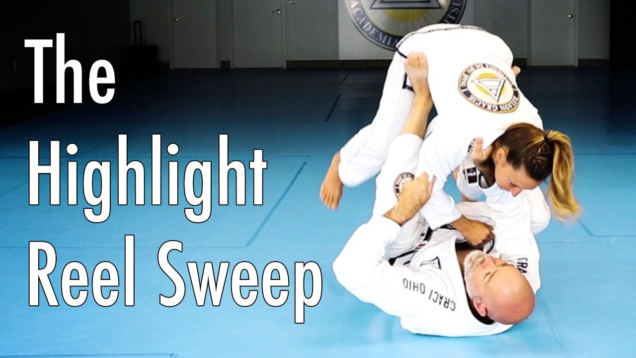 The Highlight Reel Sweep Plus Armlock and How to Beat Them Both!