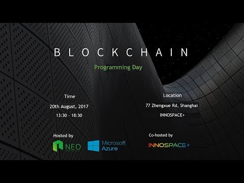 NEO Programming Day - Shanghai