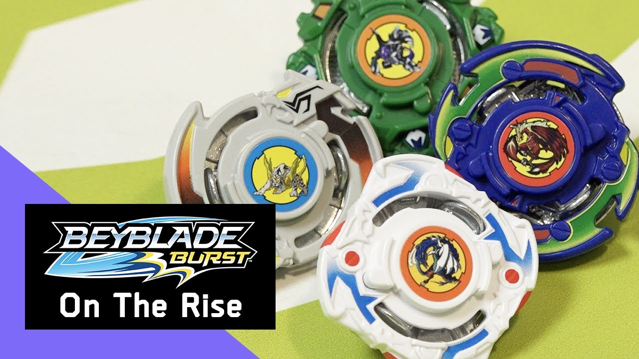 BEYBLADE BURST   On The Rise Series: Episode 2: Let's throwback to Beyblade Generation 1!