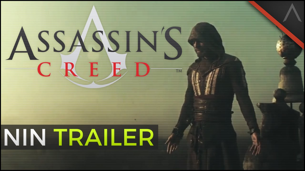 Assassin\'s Creed (2016) | Nine Inch Nails Trailer [HD] - YouTube