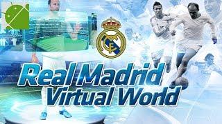 Real Madrid Virtual World - Android Gameplay HD