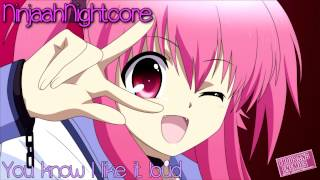 Repeat youtube video Nightcore - I Like It Loud