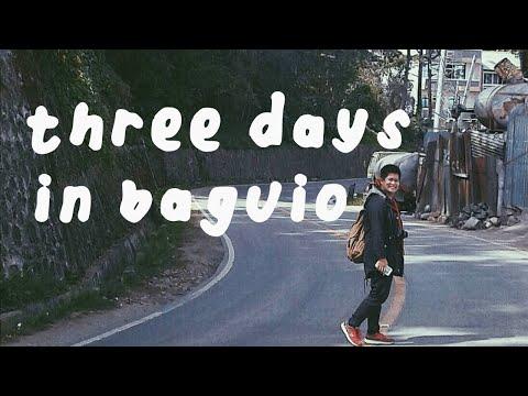 3 DAYS IN BAGUIO CITY! (TIPS & ADVICES) | DanVentures VLOG#14