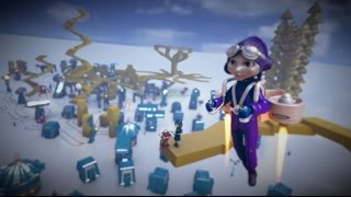 The Tomorrow Children | Launch Trailer | PS4