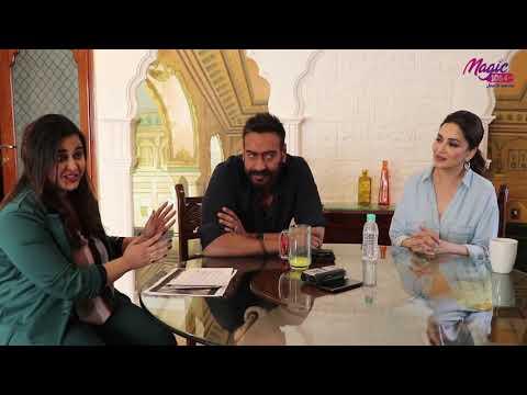 Total Dhamaal cast interview | Ajay Devgan | Anil kapoor | Madhuri Dixit | Indra Kumar | Riteish