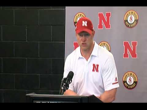 Coach Frost talks to media following loss to Colorado at hom