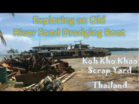 Vlog Ep2 - Exploring an Ocean Mining Ship