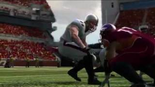 HALU NCAA Football 10 PS3 PS2 PSP Xbox360 Trailer
