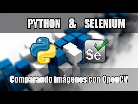 Cap #12 | Curso Python con Selenium | Comparando imagenes con OpenCVиз YouTube · Длительность: 28 мин50 с