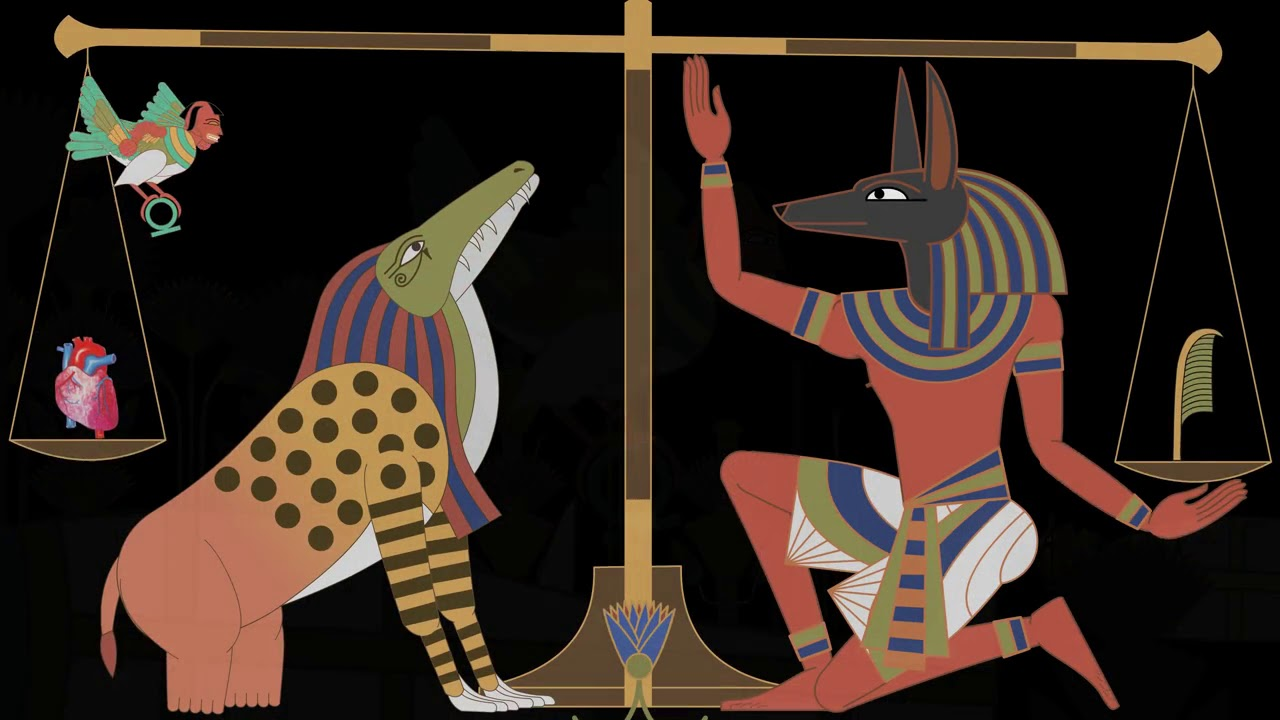 Nina Paley: Death of the Firstborn Egyptians - YouTube
