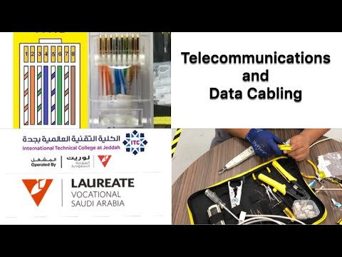 Telecommunications and Data Cabling