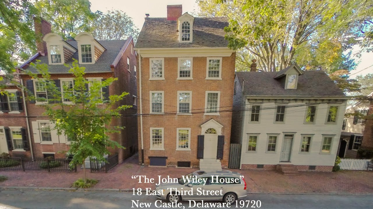 Homes For Sale Historic New Castle De