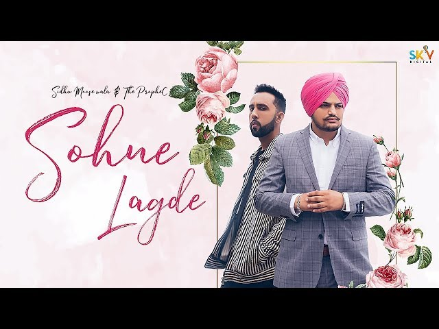 Sohne Lagde (Full Audio) Sidhu Moose Wala ft The PropheC | Latest Punjabi Songs 2019